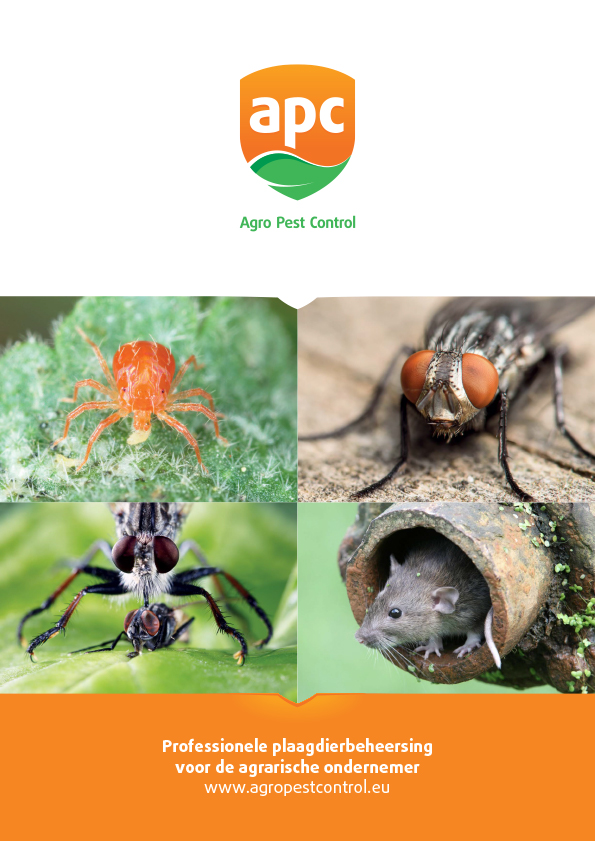 Agro Pest Control folder Knaagschade